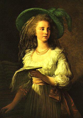 Galerie virtuelle des oeuvres de Mme Vigée Le Brun - Page 2 Gabrie10