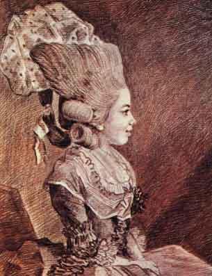 stael - La baronne Germaine de Staël Gernec10