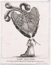 Les coiffures au XVIIIe siècle  Image102