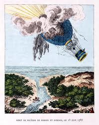 La conquête de l'espace au XVIIIe siècle, les premiers ballons et montgolfières !  - Page 2 Images80