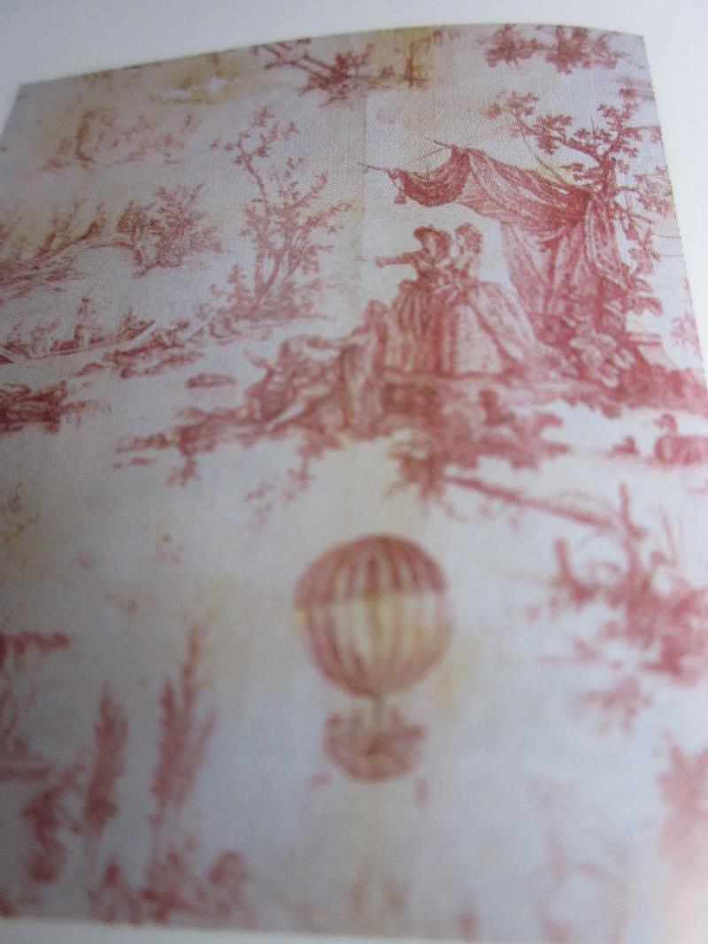 La conquête de l'espace au XVIIIe siècle, les premiers ballons et montgolfières !  Img_0210