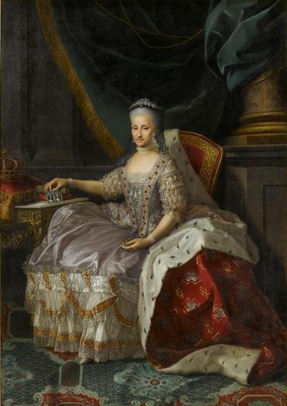 """La princesse Clotilde de France, dite Madame Clotilde, """"Gros Madame"""" - Page 2 Infant10"""