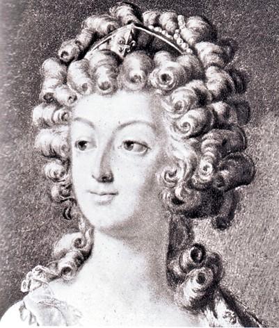 Marie Antoinette, miniatures attribuées à ou d'après François Dumont - Page 2 K21310