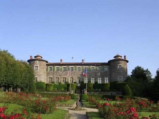 Le château de Chavaniac-Lafayette - Page 5 La_mei10