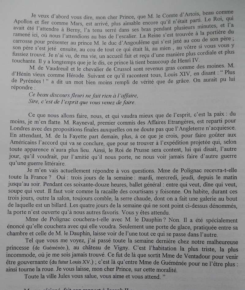 Le chevalier de l'Isle et Marie-Antoinette - Page 2 Laport10