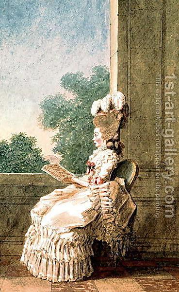 Louise-Henriette-Caroline de Hesse-Darmstadt, une amie de Marie-Antoinette - Page 2 Louise10