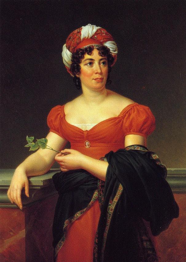 stael - La baronne Germaine de Staël Madame15