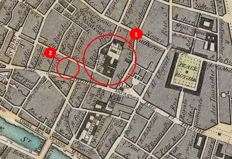 La mort de la princesse de Lamballe Map_a_10
