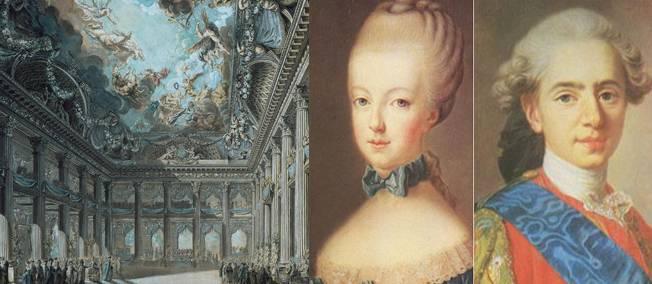 Le mariage de Louis XVI et Marie-Antoinette  Mariag11