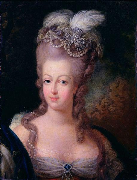 Portraits de Marie-Antoinette attribués aux Gautier Dagoty (ou d'après). - Page 2 Marie-17
