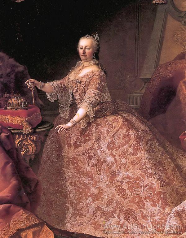L'Impératrice Marie-Thérèse N-m00110