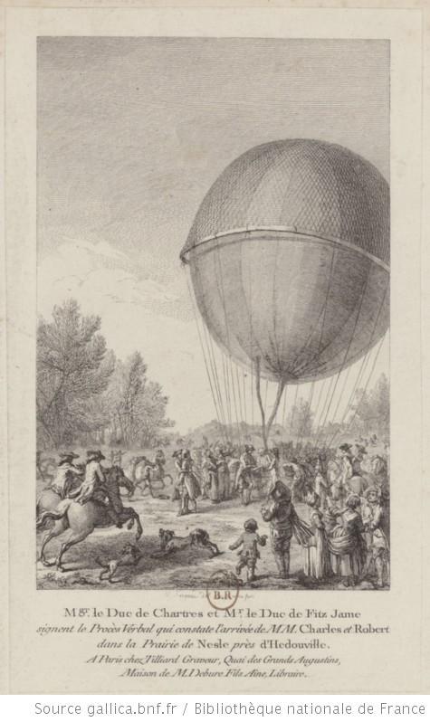 La conquête de l'espace au XVIIIe siècle, les premiers ballons et montgolfières !  - Page 2 Oooooo10