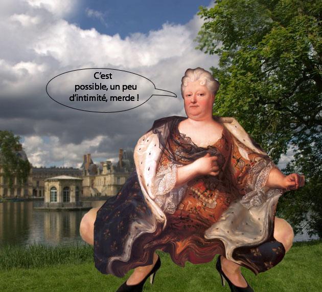 La Palatine arrière grand-mère de Marie-Antoinette Palati10