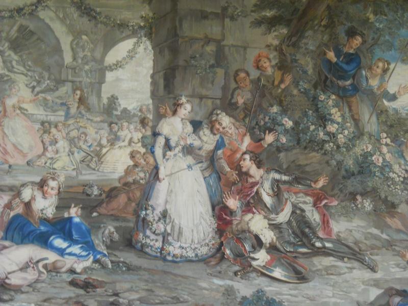 Le château de Compiègne Pallo114
