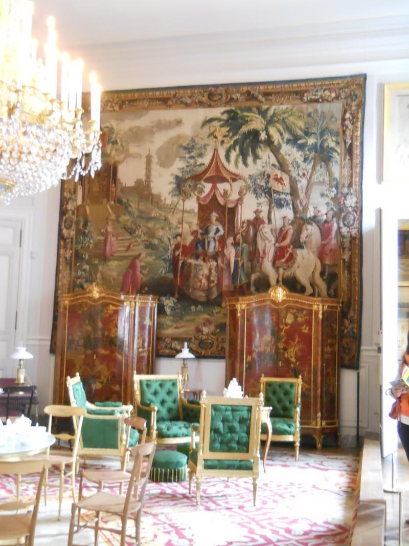 Le château de Compiègne Pallo124