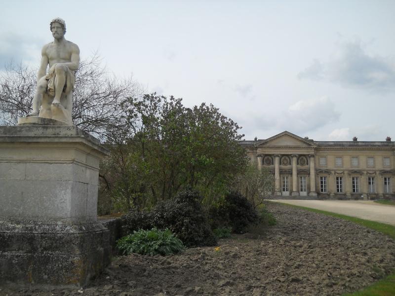 Le château de Compiègne Palloy11