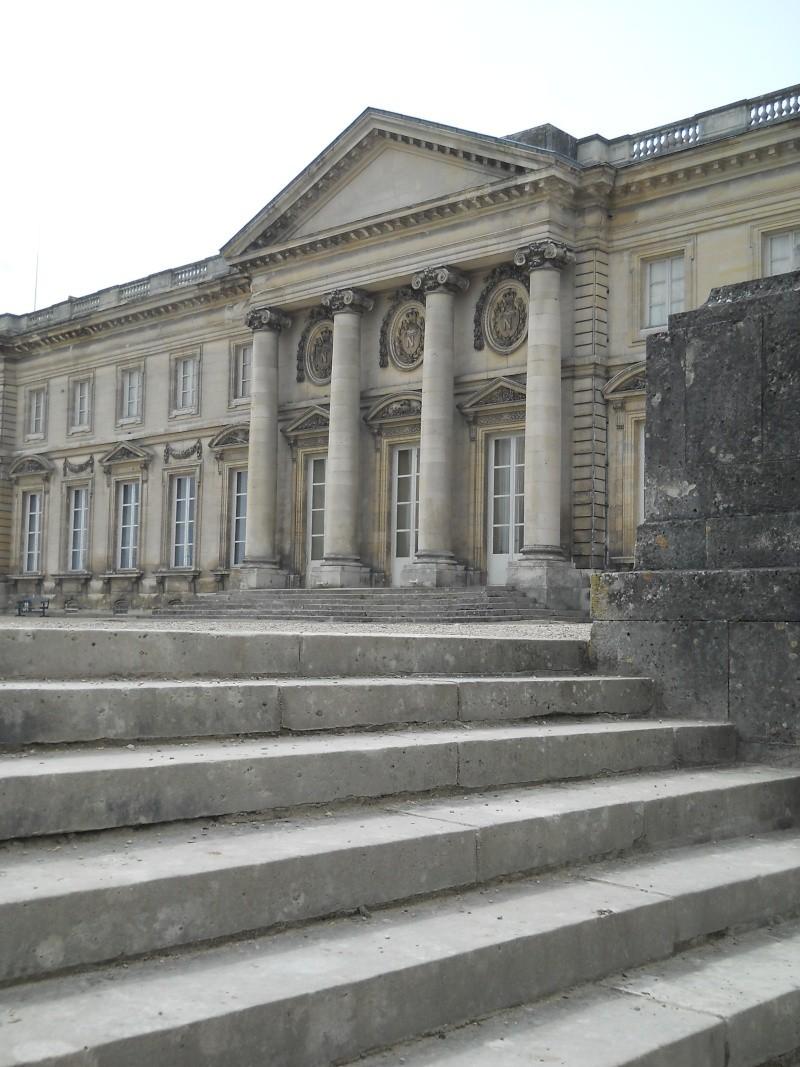 Compiègne - Le château de Compiègne Palloy15