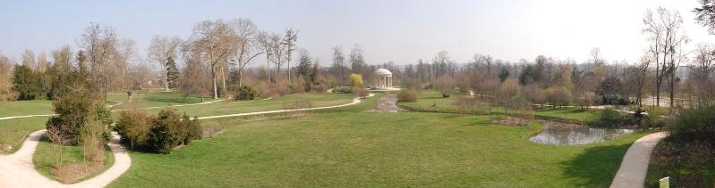 Les jardins du Petit Trianon Panora10