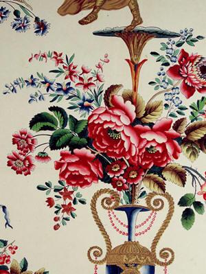 Papiers peints de rêve au XVIIIe siècle Papier11
