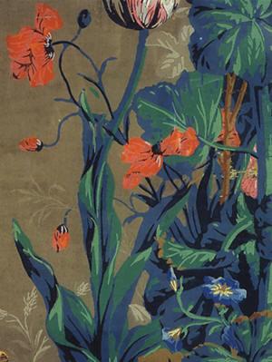 Papiers peints de rêve au XVIIIe siècle Papier13