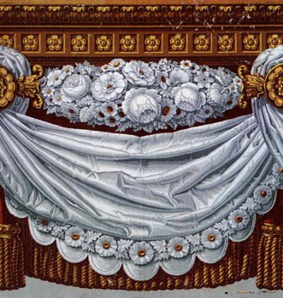 Papiers peints de rêve au XVIIIe siècle Papier15