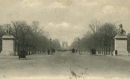 La place Louis XV, puis place de la Révolution, puis place de la Concorde au XVIIIe siècle - Page 2 Paridg10