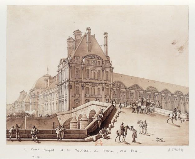 Le palais des Tuileries Paris-10