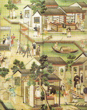 Papiers peints de rêve au XVIIIe siècle Rtemag11