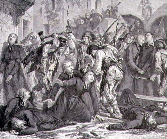 Les massacres de septembre 1792 Size211