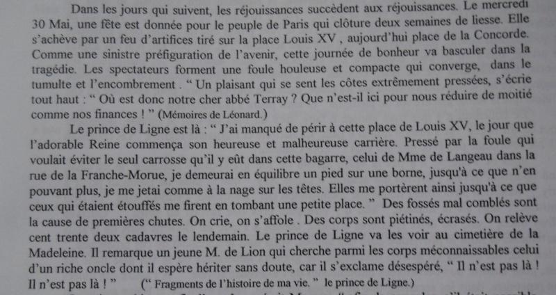 Le mariage de Louis XVI et Marie-Antoinette  - Page 2 Soir_010
