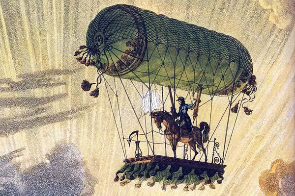 La conquête de l'espace au XVIIIe siècle, les premiers ballons et montgolfières !  - Page 2 Testu-11