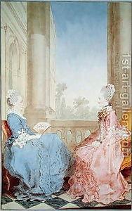 Louise-Henriette-Caroline de Hesse-Darmstadt, une amie de Marie-Antoinette - Page 2 The-pr10