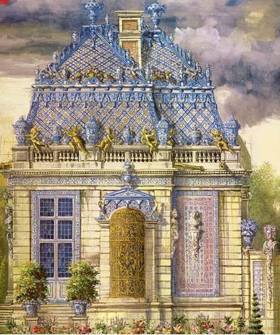 Versailles : Le Trianon de Porcelaine