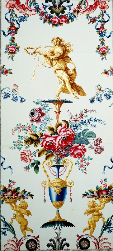 Papiers peints de rêve au XVIIIe siècle Trop_b10