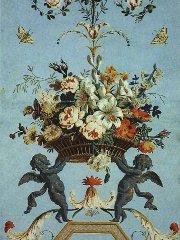 Papiers peints de rêve au XVIIIe siècle Twfr8a10