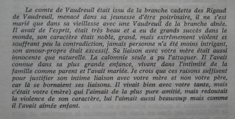 La duchesse Jules de Polignac - Page 2 Vaudre11