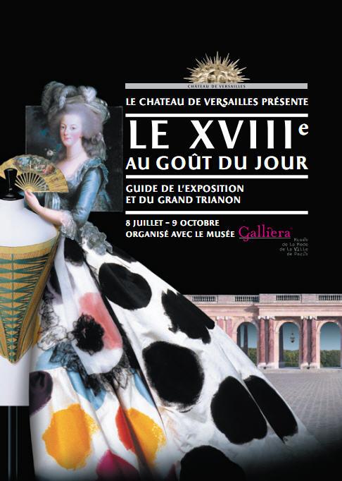 mode - Marie-Antoinette muse de la Mode  Versai10