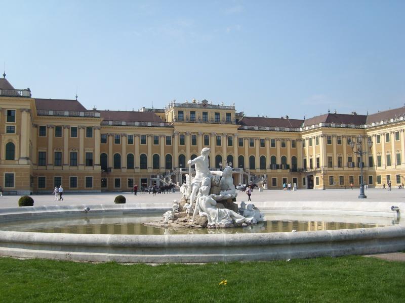 Le palais de Schönbrunn Vienn110
