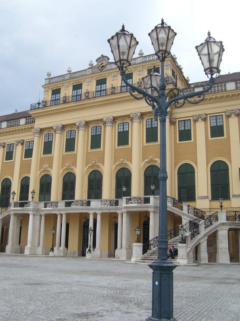 Le palais de Schönbrunn Vienn111