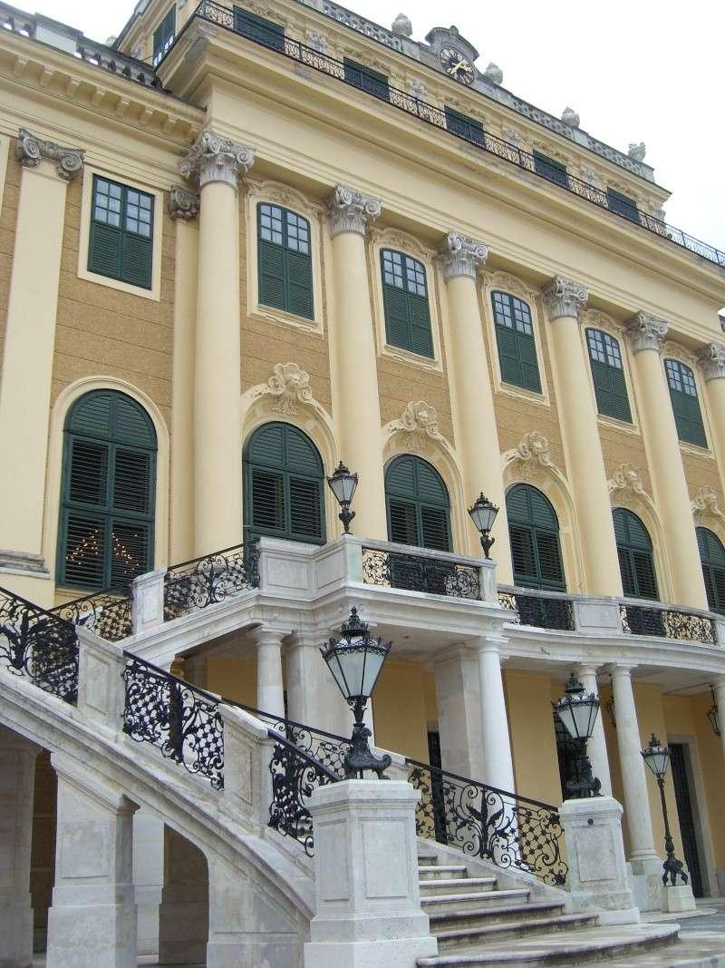 Le palais de Schönbrunn Vienn112
