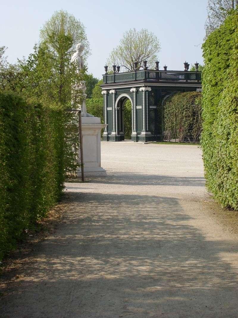 Le palais de Schönbrunn Vienn115