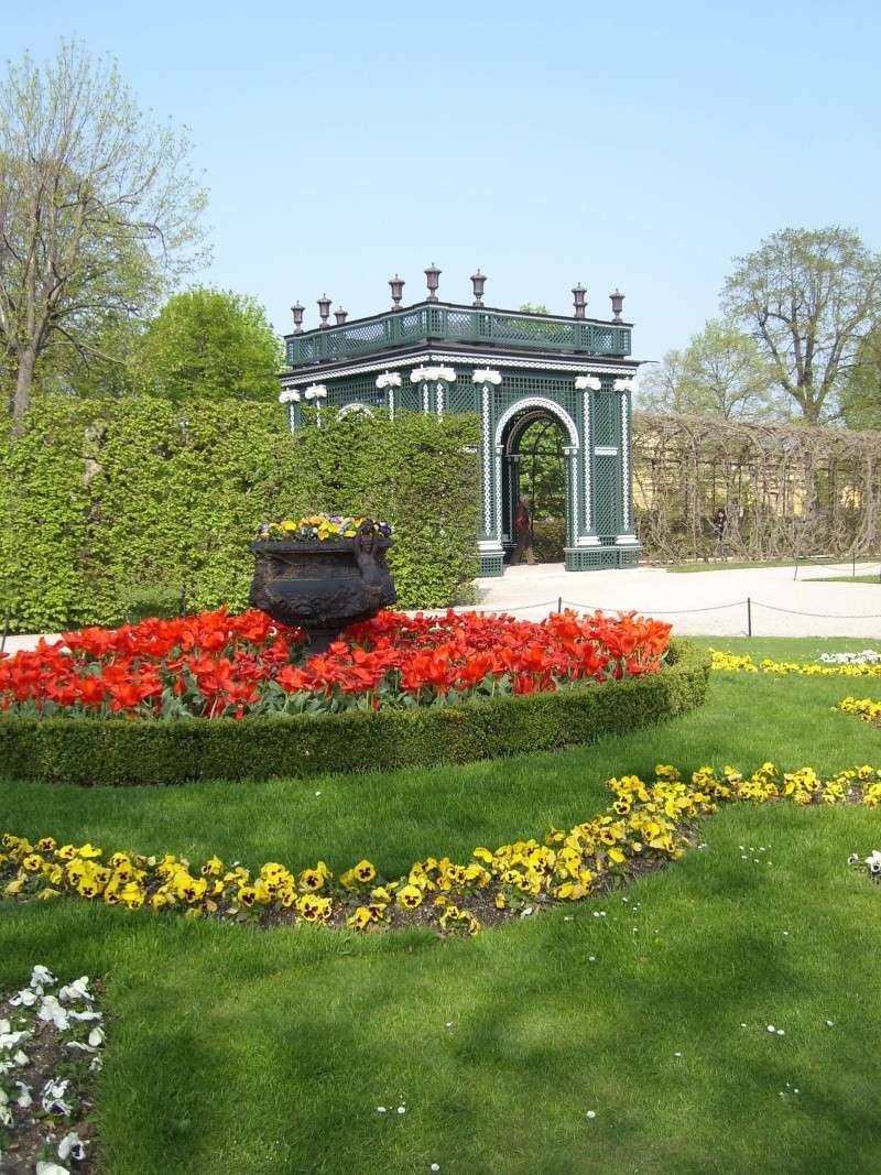 Le palais de Schönbrunn Vienn116