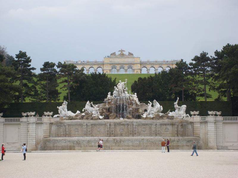 Le palais de Schönbrunn Vienn118