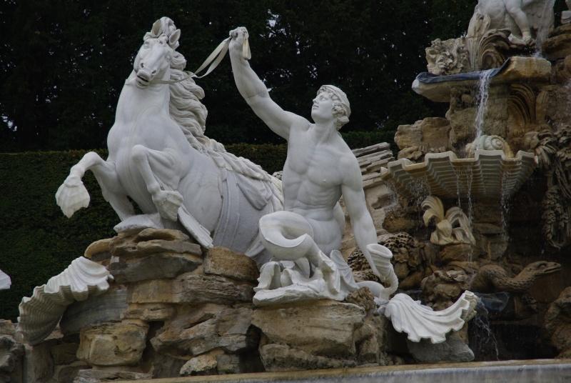 Le palais de Schönbrunn Vienn123