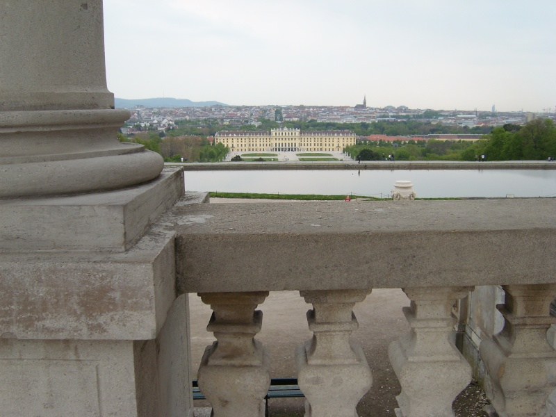 Le palais de Schönbrunn - Page 2 Vienn131