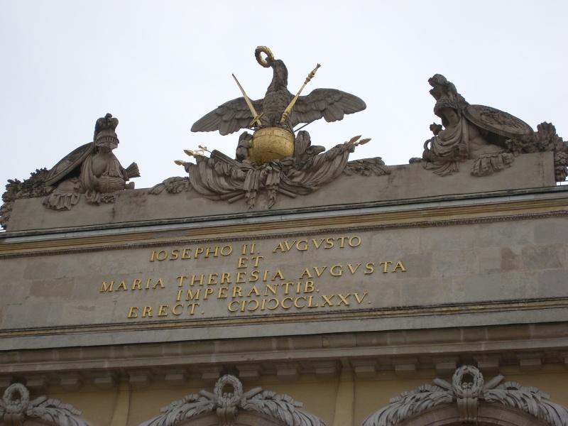 Le palais de Schönbrunn - Page 2 Vienn133