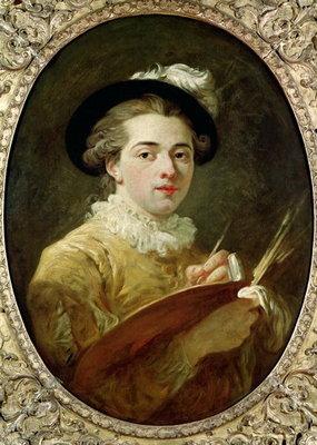 Le peintre François-André Vincent Xir89210