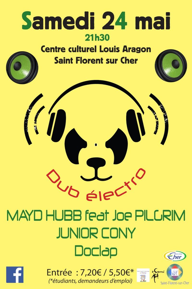 Concert Dub Electro Saint Florent/Cher le 24/05/2014 à 21h30 Soiree10