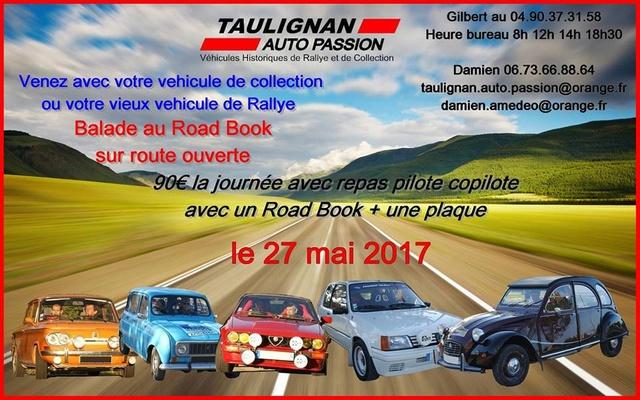 [26][27/05/2017] 5ème balade Taulignanaise  15078910