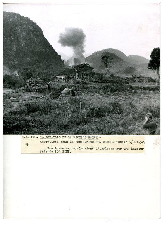 combats de la Rivière Noire janvier-février 1952 111